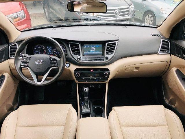 Hyundai Tucson Gls 1.6 turbo 2018 único dono - Foto 3
