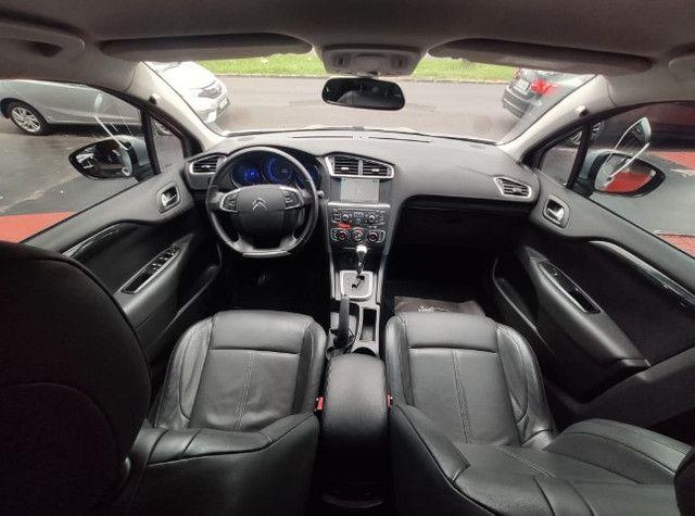 Citroen C4 Lounge Exclusive 1.6 Turbo Aut. *IPVA 2021 Pago* Imperdível Financia 100% - Foto 9