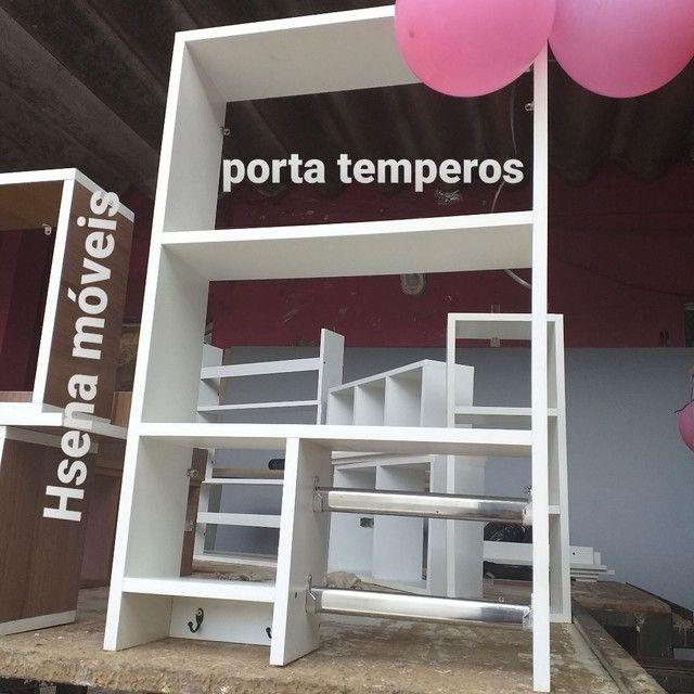 Porta tempero mdf promoção  - Foto 2