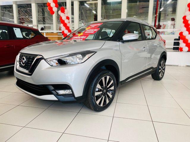 Nissan Kicks SV CVT 2021 0KM