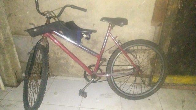 Bike só pega e anda
