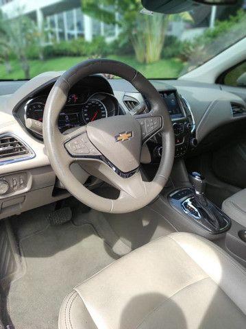 Cruze NJ 1.4 turbo aut 2017 Impecável! Top de linha! Chama no zap! - Foto 8