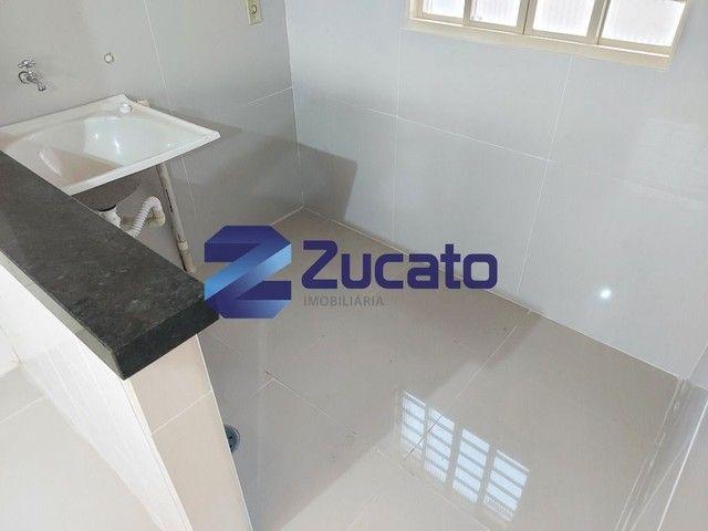 Apartamento com 3 dormitórios para alugar, 0 m² por R$ 1.200,00/mês - Centro - Uberaba/MG - Foto 11