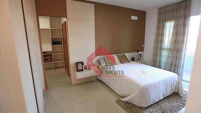 Apartamento com 4 dormitórios à venda, 164 m² por R$ 1.320.000 - Guararapes - Fortaleza/CE - Foto 14