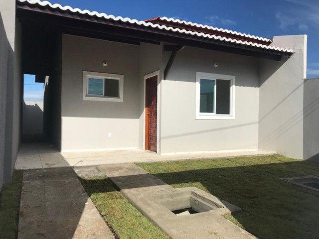 Oportunidade Imperdível  Casa Plana Nova Pronta Para Morar