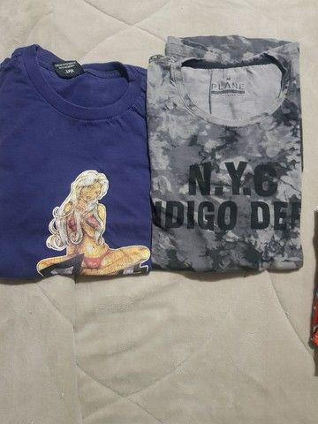 10 camisetas - Foto 5