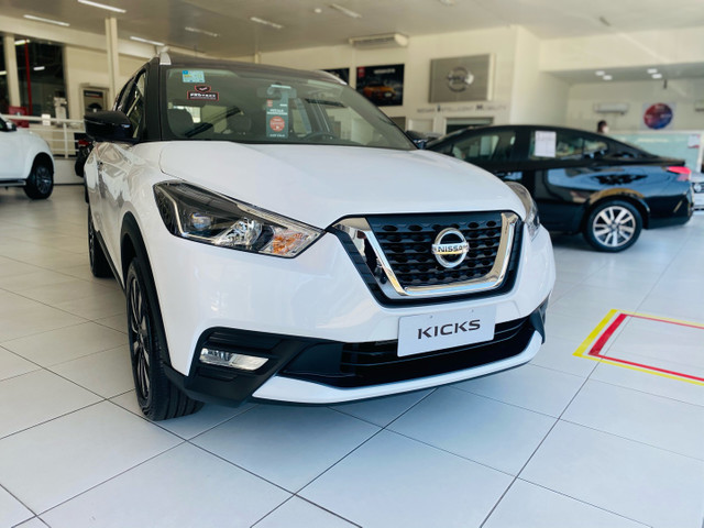 Nissan Kicks SL P.TECH 2021 0km - Foto 3