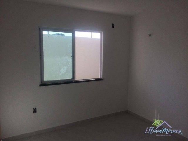 Casa com 3 dormitórios à venda, 83 m² por R$ 230.000,00 - Lagoinha - Eusébio/CE - Foto 12