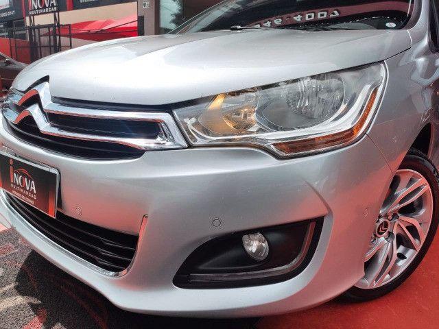 Citroen C4 Lounge Exclusive 1.6 Turbo Aut. *IPVA 2021 Pago* Imperdível Financia 100% - Foto 3