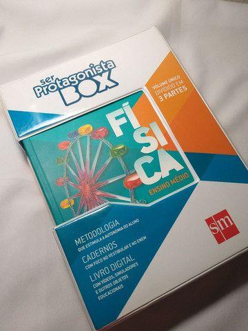 Ser Protagonista Box Física - Ensino Médio  - Foto 5
