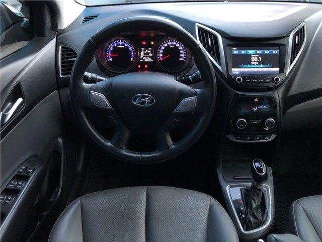 Hyundai-Hb20s Premium 1.6 Flex aut 2016 Financiamos sem comprovação de renda - Foto 5