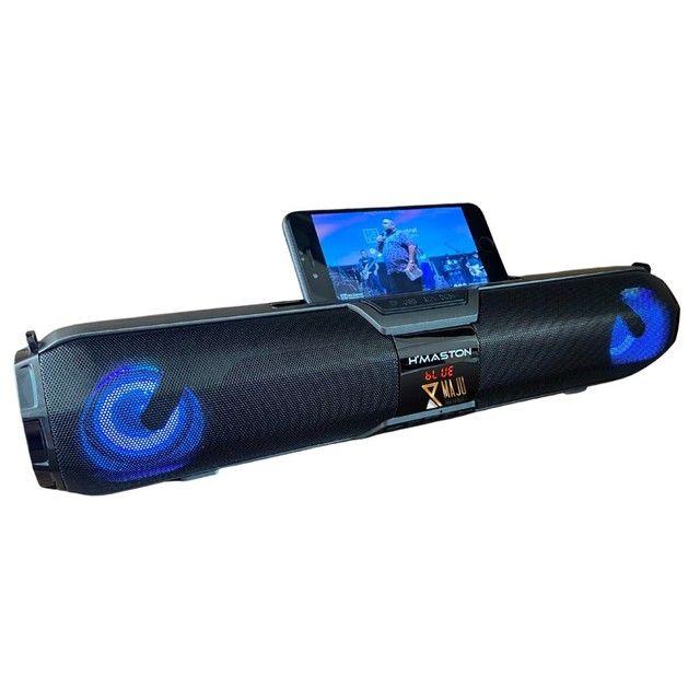Caixa de Som Alto Falante Hmaston Relogs X22S 20w Portátil Bluetooth  - Foto 2