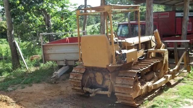 Trator de Esteiras FIAT usado / Conservado - Foto 5
