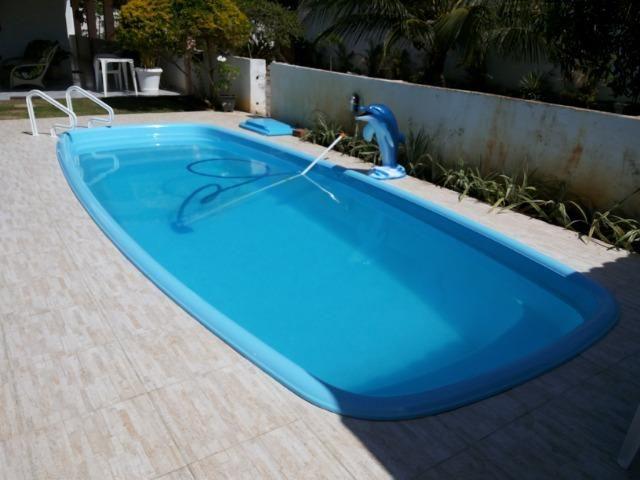Linda casa por temporada com piscina na Aruana com 4/4 ? CA 408 - Foto 4