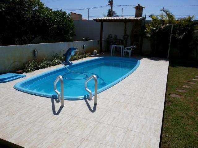 Linda casa por temporada com piscina na Aruana com 4/4 ? CA 408 - Foto 5