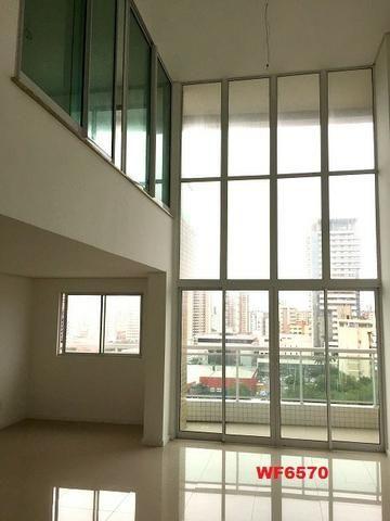 San Francisco, apartamento Duplex, 3 suítes, 3 vagas paralelas, lazer completo.Cocó - Foto 4