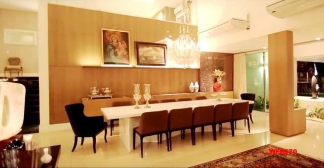 Mansão em Fortaleza, casa duplex nas Dunas, 4 suítes, gabinete, bairro de Lourdes - Foto 10