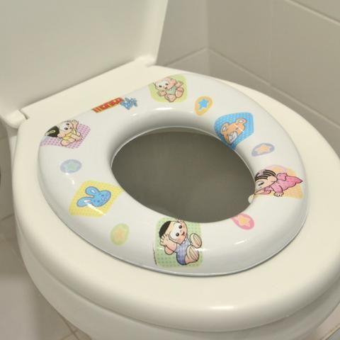 Assento Sanitário Almofadado Infantil - Foto 2