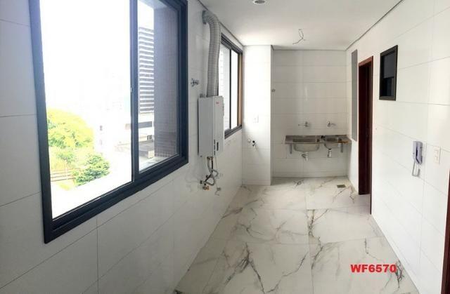 Palmares, apartamento no Meireles, vista mar, 4 suítes, 5 vagas, lazer completo - Foto 9
