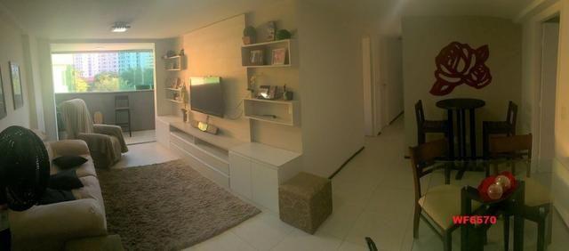 Les Places, apartamento no Cocó, 3 suítes, 3 vagas, próximo shopping rio mar, cidade 2000 - Foto 2