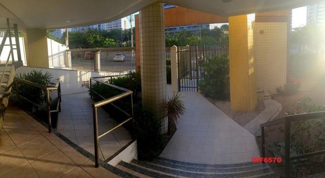 Les Places, apartamento no Cocó, 3 suítes, 3 vagas, próximo shopping rio mar, cidade 2000 - Foto 15