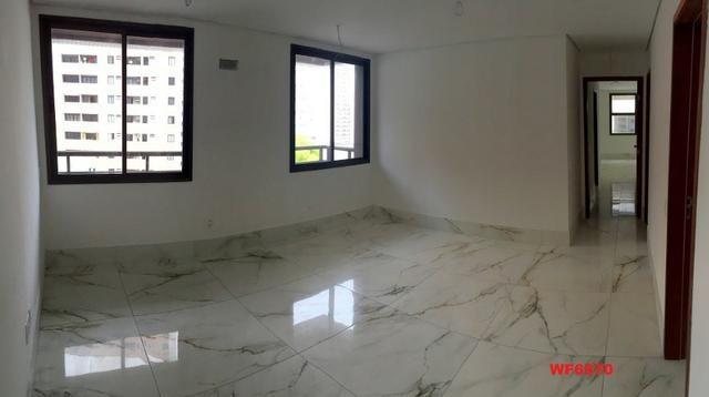 Palmares, apartamento no Meireles, vista mar, 4 suítes, 5 vagas, lazer completo - Foto 8