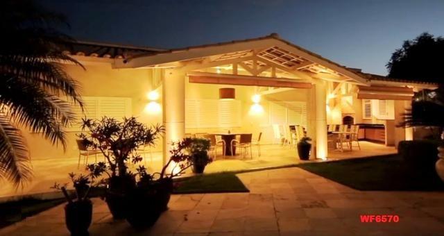 Mansão em Fortaleza, casa duplex nas Dunas, 4 suítes, gabinete, bairro de Lourdes - Foto 18
