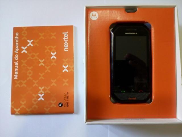5c4940438765a Nextel i867 Smartfone Celular Telefone Motorola - Celulares e ...