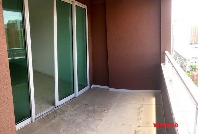 João Cordeiro, apartamento, Praia de Iracema, 3 quartos, 2 vagas, piscina, próx Beira Mar - Foto 9
