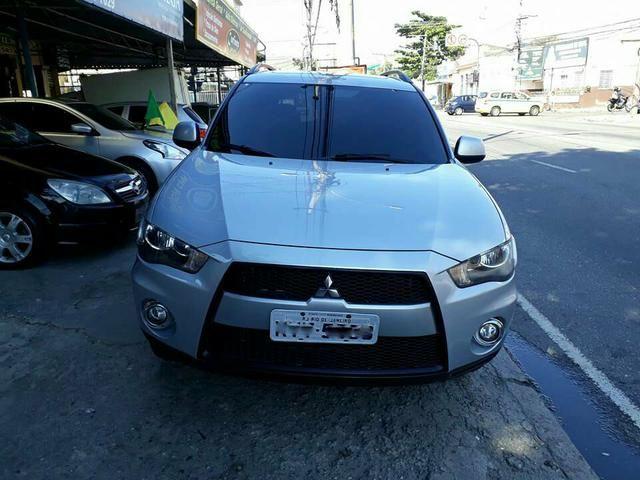 Mitsubishi Outlander 12 - IPVA 2018 pago