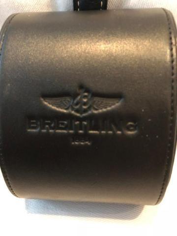 3d8a9a28015 Relógio Breitling A13370 Super Avenger Chronograph Autêntico ...
