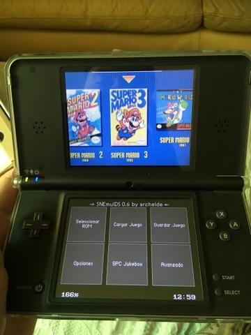 Nintendo Dsi xl Desbloqueado