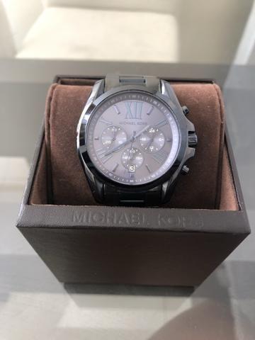 39134f2e47b Passo cartão   Relógio Masculino Original- Michael Kors Mk6248 4an ...
