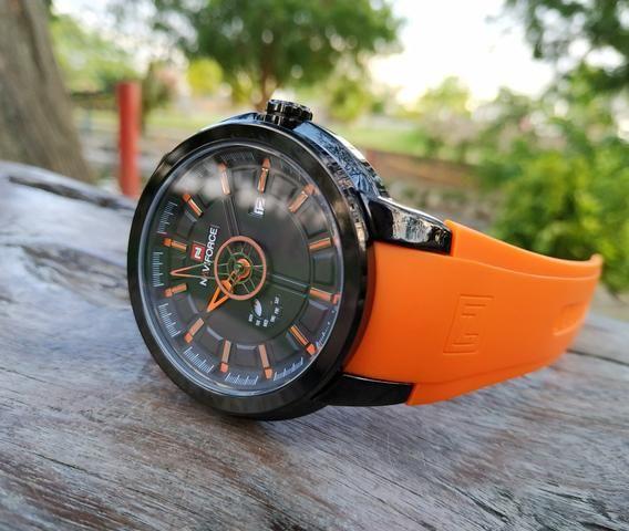a64666372d8 Relógio Masculino Naviforce Summer Trend Pronta Entrega Caruaru ...