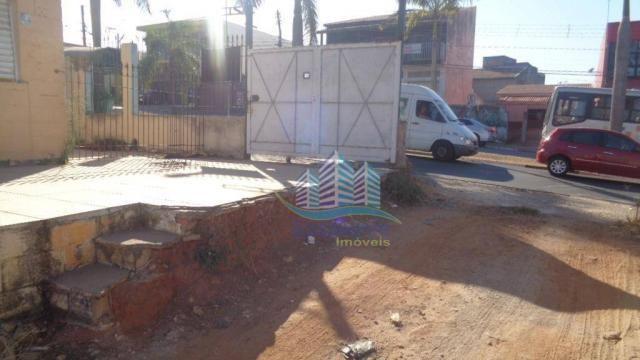 Terreno comercial para locação, Vila Real, Hortolândia - TE0078. - Foto 14