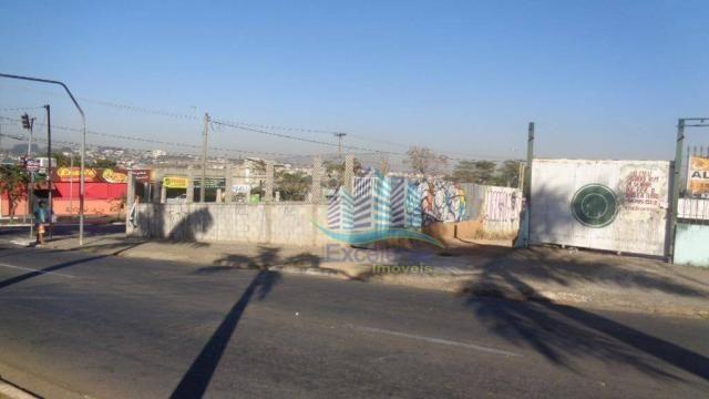 Terreno comercial para locação, Vila Real, Hortolândia - TE0078. - Foto 17