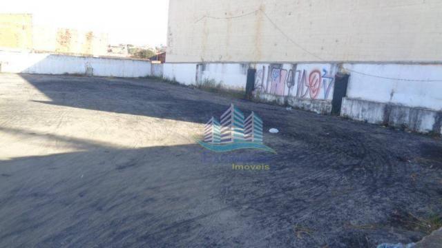 Terreno comercial para locação, Vila Real, Hortolândia - TE0078. - Foto 5