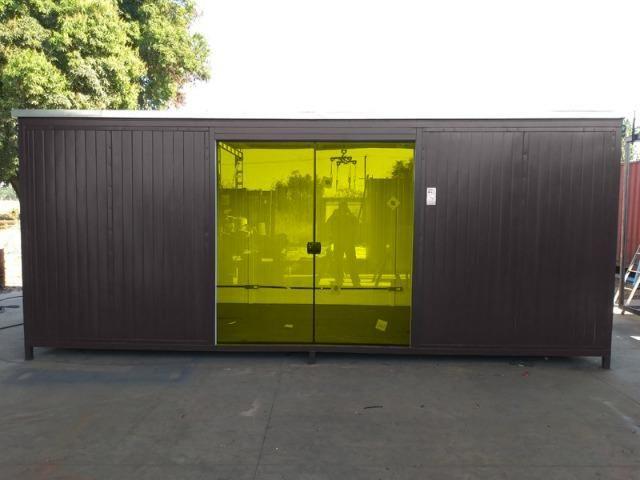 Escritório em Container sem Baneiro 6 Metros