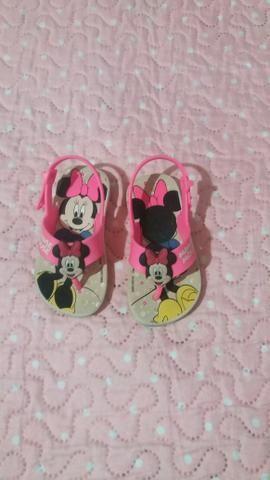 Roupas de menina M/ G 1ano / calçados tbm - Foto 5