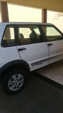 Fiat Uno Way 1.0 básico, flex ano 2010 4 portas