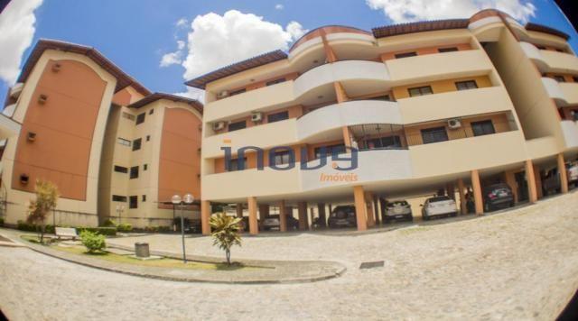 Apartamento com 3 dormitórios à venda, 76 m² por R$ 245.000 - Maraponga - Fortaleza/CE - Foto 14