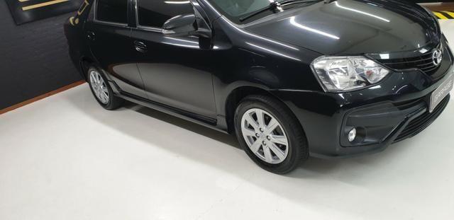 Toyota Etios XLS 1.5 Automático 2017/2018 - Foto 2