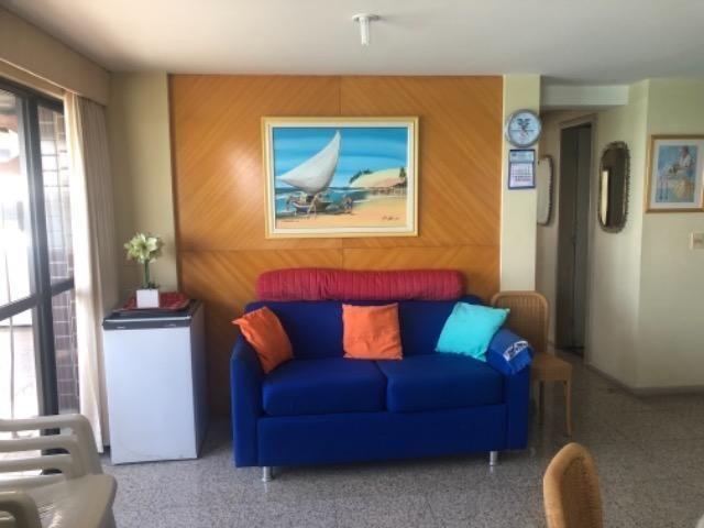 PX: Beira mar , duas suítes com vista frontal mar - Foto 7