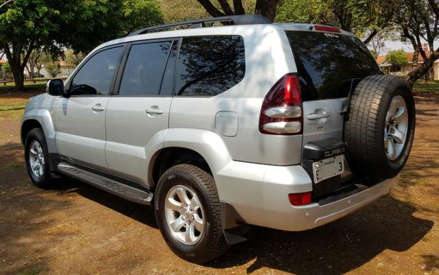 Land Cruiser Prado 4x4 - AT (2º dono) - Foto 7