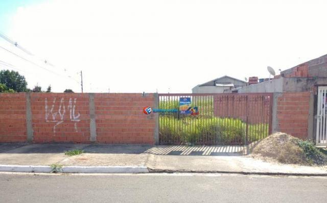 Terreno para alugar, 450 m² por R$ 1.200,00/mês - Jardim Nova Alvorada - Hortolândia/SP - Foto 2