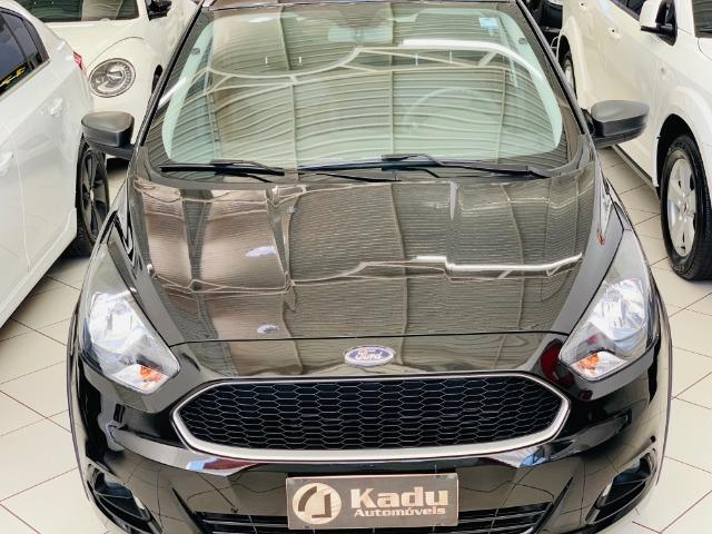 Ford/Ka 1.0 SE Trail 2018 completo único dono