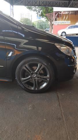 Mercedes-benz Classe B 200 - Turbo - preta - perfeito estado - Foto 9