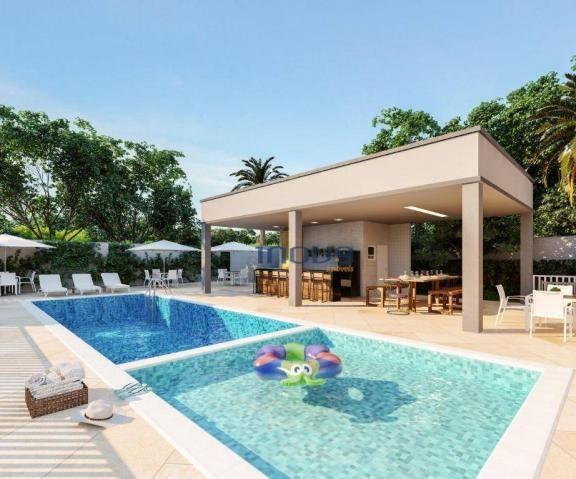 Apartamento com 2 dormitórios à venda, 44 m² por R$ 124.990,00 - Centro - Caucaia/CE - Foto 9