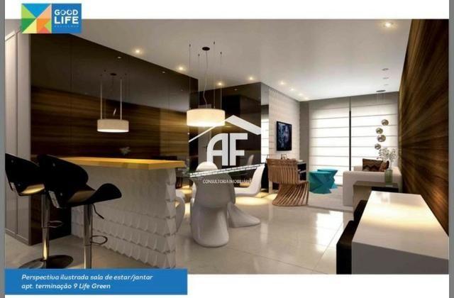 Condomínio Good Life - Apartamento com 2 quartos (1 suíte) - Excelente forma de pagamento - Foto 3