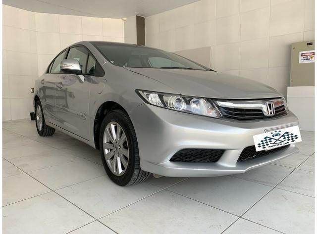 Honda Civic LXL 1.8 Aut - 2012 - Foto 3